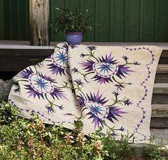 Cactus Rose Quilt Kit