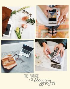 The future of blogging..