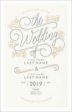 Design wedding invitations with Vistaprint! With hundreds of wedding invitation templates to choose from, there's something to suit all wedding themes and styles. Design your wedding invites now! Affordable Wedding Invitations, Beautiful Wedding Invitations, Elegant Wedding Invitations, Wedding Invitation Templates, Wedding Stationery, Vista Print Wedding Invitations, Print Invitations, Invitation Kits, Invitations Online