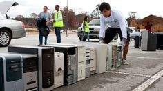 "Earn Recyclebank points: Get An ""A"" For Effort On Your E-Waste Habits"