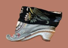 In Imperial China, the tiny steps and swaying of women with bound feet aroused their men.   Wow, The History Of Women's Shoes Is Really Insane And Patriarchal