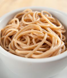 Keeping a box of whole wheat pasta in the pantry and try these 5 combinations for a quick, healthy meal.