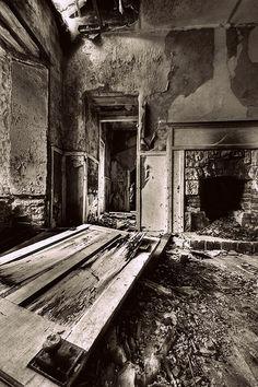Derelict House #1