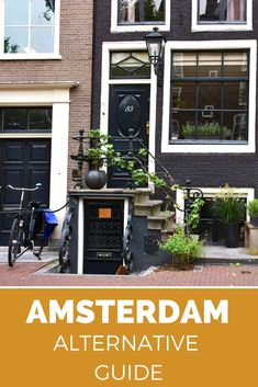 An alternative guide to Amsterdam. See more than just the famous sights in Amsterdam. Find unknown hotspots and the best (budget) hotels in Amsterdam. Amsterdam Guide, Amsterdam Travel, Tourist Trap, Best Budget, Summer Travel, Plan Your Trip, Budget Hotels, Travel Guides, Netherlands