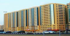 Two Bedroom Flat for Rent with a Open-Road View is available in Garden City Towers, Ajman near the New Ajman Immigration & Ajman Medical University in Al Jurf area http://www.ajmanproperties.ae/rent/almond-towers-ajman/en