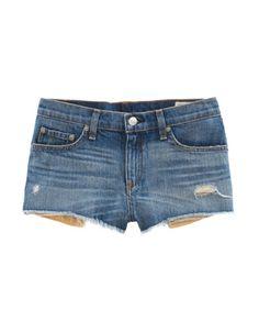 Rag & Bone/Jean • The mila shorts