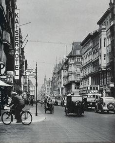 Berlin: Friedrichstrasse, ca 1930.