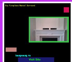 Diy Fireplace Mantel Surround 165958 - The Best Image Search