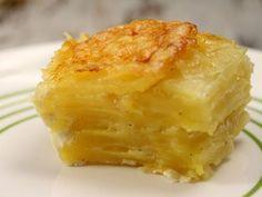 Cartofi frantuzesti - Felie
