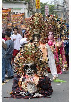 Baosheng cultural festival 2009, Taiwan