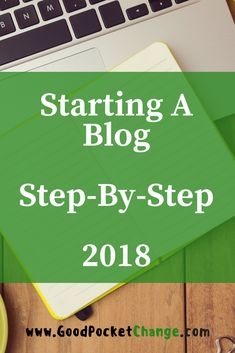 Easy Step By Step guide to creating a blog website!