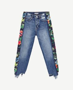 Ideas Sewing Clothes Women Refashioning Fit For 2019 Diy Jeans, Jeans Refashion, Sewing Clothes Women, Diy Clothing, Clothes For Women, Refaçonner Jean, Jeans Trend, Moda Jeans, Pantalon Slim