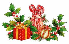 Cadeautje en Pot Zuurstokken