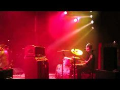 """Black Monday performing """"Shot to Hell"""" live at the HOB"""
