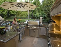 Outdoor Kitchens and Fireplaces | Welcome to Outdoor Kitchen and Fireplace