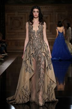Tony Ward Couture Fall Winter 2016-2017 Collection @Maysociety