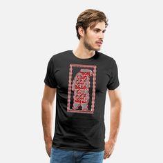 Schmerz Schweis Dedication Shirt Männer Premium T-Shirt American Football, Choppers Personalizadas, Gamer Gift, Vintage Mens T Shirts, Body Builder, T Shirt Baseball, Sportster Chopper, Shirt Designs, 1200 Custom