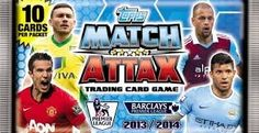 10 Packs Of Cards: Match Attax Trading 2013 – 2014 Card Game – 13/14 Premier League Season * IN STOCK *. . http://www.champions-league.today/10-packs-of-cards-match-attax-trading-2013-2014-card-game-1314-premier-league-season-in-stock/.  #GBP #Match Attax Trading #premier