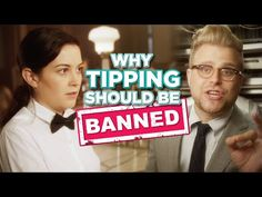 ▶ Why TIPPING Should Be BANNED 3:54min point by Adam/CollegeHumor 2015-01-12 • http://www.collegehumor.com/static/contact
