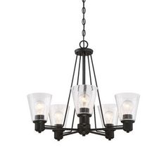 Designers Fountain Printers Row Satin Platinum Traditional Seeded Glass Chandelier at Lowe's. The Printers Row Collection comes in Oil Rubbed Bronze with Clear Seedy glass. This Transitional Printers Row 5 Light Chandelier will complement the decor Rectangle Chandelier, Bronze Chandelier, Globe Chandelier, Chandelier Ceiling Lights, Chandelier Shades, Pendant Lighting, Chandeliers, Light Pendant, Chandelier Ideas
