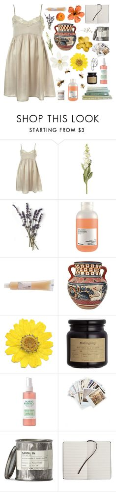 """""""drop the game // chet faker"""" by gholddust ❤ liked on Polyvore featuring OKA, French Girl, French Kiss, Davines, Chronicle Books, Le Labo and Moleskine"""