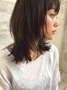 マッシュウルフのレイヤースタイル☆ 赤羽麻希 - 24時間いつでもWEB予約OK!ヘアスタイル10万点以上掲載!お気に入りの髪型、人気のヘアスタイルを探すならKirei Style[キレイスタイル]で。