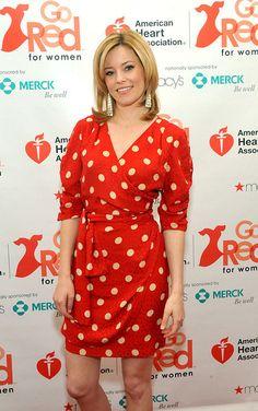 Elizabeth Banks in Sweet as... dress