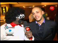 Amaro el Chocolate entrevista a Eduardo Santos @RoberSanchez01 @LaTuerca23 @Santos_Eduardo #Video - Cachicha.com