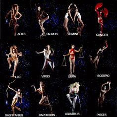 America's Next Top Model - Zodiac . --- For more, click the picture.