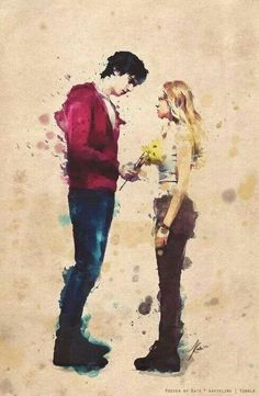 Cute illustration of the main characters of Warm Bodies Nicholas Hoult, Movies Showing, Movies And Tv Shows, Warm Bodies Movie, Body Warmer, Zombie Movies, Best Zombie, Romeo And Juliet, Great Movies