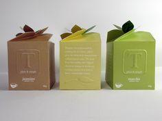 Tea Packaging Design |