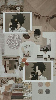 The Lancer //promised neverland //yakusoku no neverland Cartoon Wallpaper, Cute Anime Wallpaper, Emo, Aesthetic Pastel Wallpaper, Aesthetic Wallpapers, Fanarts Anime, Anime Characters, Animes Wallpapers, Cute Wallpapers