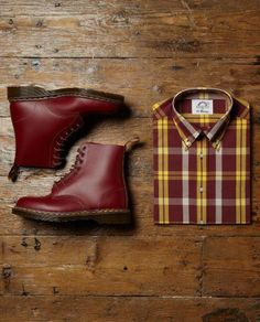 Brutus 'Trimfit' for Dr Martens