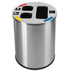 Afvalbak voor gescheiden afval