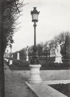 Lampadaire_Paris_Charles_Marville_Jardin_du_Luxembourg_1878