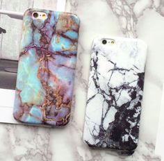 *Marble iPhone Case*