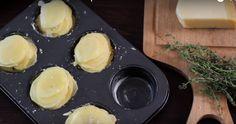 Artykuły: Pokroiła ziemniaki w talarki i wsadziła do blachy na muffinki. Efekt jest niesamowity!