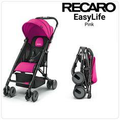 RECARO EasyLife Buggy Pink