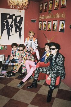 "SHINee to release album online on 26th + ""Why So Serious"" MV teaser on 22nd"