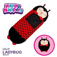 Cabana, Large White, Sleepover, Stay Warm, Ladybug, Snug, Hello Kitty, Plush, Snoopy