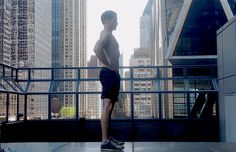Hip Hinge Back Exercise