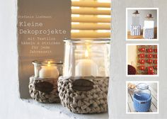 Die neuen grubaro®-handmade Textilgarnanleitungen sind da: Kleine Dekoprojekte aus Textilgarn, im Handumdrehen gehäkelt oder gestrickt