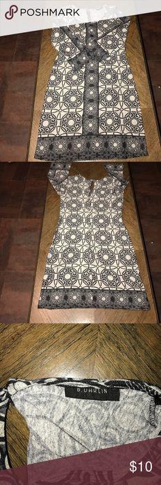B. Darlin Excellent used condition mini dress no size tag but it fits a small medium Dresses Mini