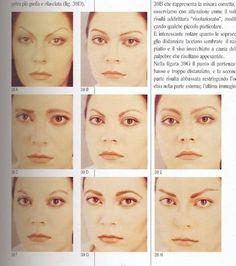 Lo studio dell'arcata sopraccigliare è fondamentale per strutturare un sopracciglio che si inserisca in perfetta armonia nel viso