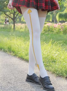 THE IDOLM@STER CINDERELLA GIRLS Over Knees Legging Tights