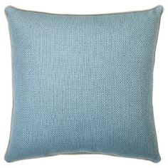 """Threshold™ Basketweave Toss Pillow - 18x18"""" (I really like this one) $18 from $20"""