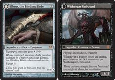 Elbrus-the-Binding-Blade-Withengar-Unbound-x4-Magic-the-Gathering-4x-card