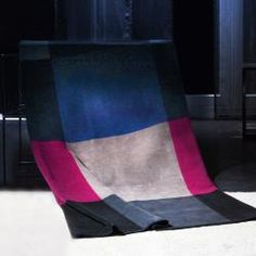 @Overstock - The German-made Bocasa Mystic Woven Throw blanket features vibrant color blocking paired with quality German craftsmanship. With precious velvet binding, this distinctive blanket will keep you warm and add a splash of color to any room.http://www.overstock.com/Bedding-Bath/Bocasa-Mystic-Woven-Throw-Blanket/7026678/product.html?CID=214117 $64.99