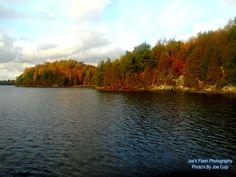 autumn Beauty on Isabella Lake off the Chutes Trail