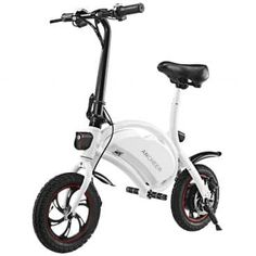 DYU Electric Bike Ebike 12 Inch Electric Ultra-light Folding Bicycle Detachable lithi um Battery Smart APP for Adults, Black Electric Bike Review, New Electric Bike, Best Electric Bikes, Folding Electric Bike, Folding Bicycle, Electric Vehicle, Electric Scooter, Scooter Wheels, Best Scooter